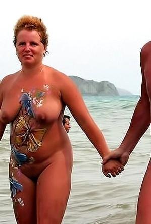 bbw pics,body art,busty nudists,family nudism,