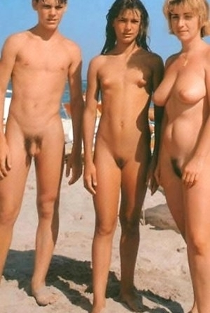 SPY NUDE BEACH