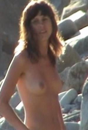nude,nudist party,on  beach,