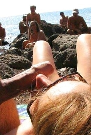 on  beach,sexual,
